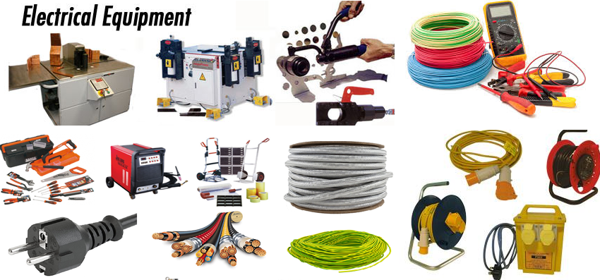 Cebu Central Marine Chandler » CABLE AND ELECTRICAL STORES